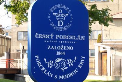 Český porcelán, a. s. v Dubí