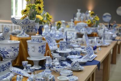 Stálá expozice - Dům porcelánu s modrou krví