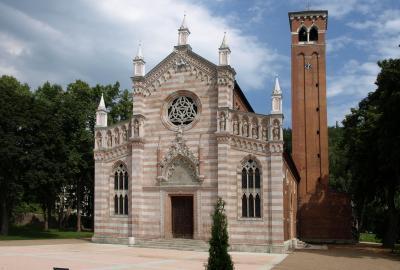 Dubí kostel Neposkvrněného početí Panny Marie