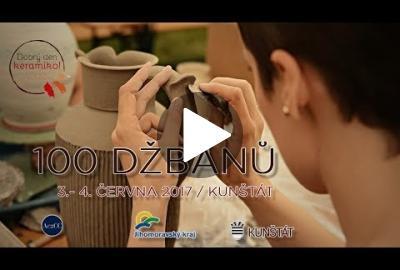 Embedded thumbnail for Dobrý den, keramiko! Kunštát  18. - 20. 5. 2018